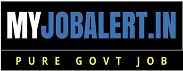 Get Only Govt Job Alert | Myjobalert.in