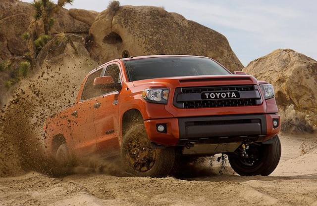 2018 Toyota Tundra Concept Review