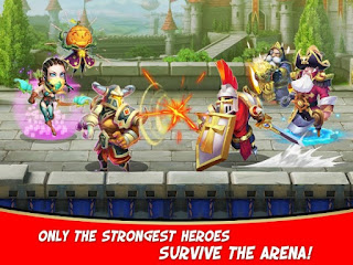 Castle Clash: Age of Legends Apk v1.2.96 Online Terbaru