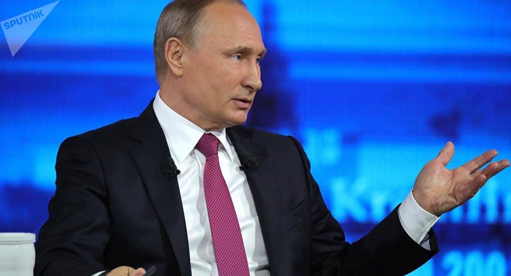 La información fue confirmada pro el portavoz ruso a la agencia Sputnik
