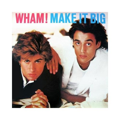 Kumpulan Duo Wham! George Michael dan Andrew Ridgeley