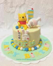 Mommy Makes My Birthday Cake