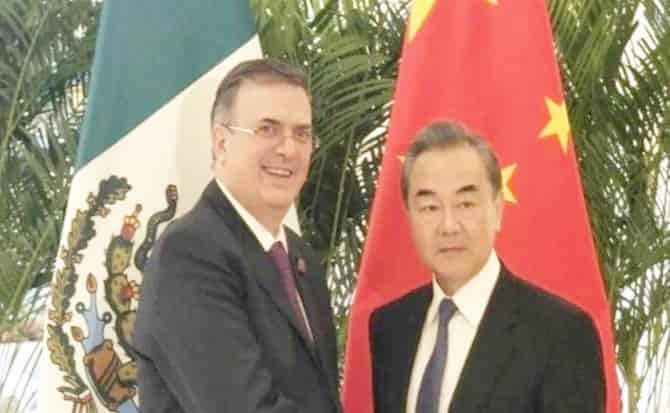 China, México, importaciones, exportaciones