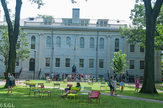 Universidad de Harvard. 10 cosas que ver en Boston
