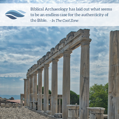 Biblical Archaeology has laid out what seems to be an endless case for the authenticity of the Bible.