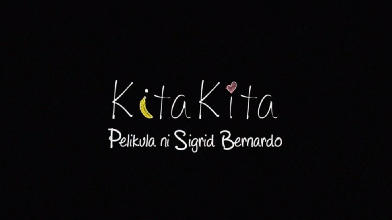 Kita Kita 2017 film title card from Spring Films directed by Sigrid Andrea Bernardo starring Alessandra De Rossi and Empoy Marquez showing on July 19, 2017