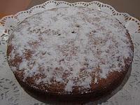 Pastel de Zanahoria, coco y nueces