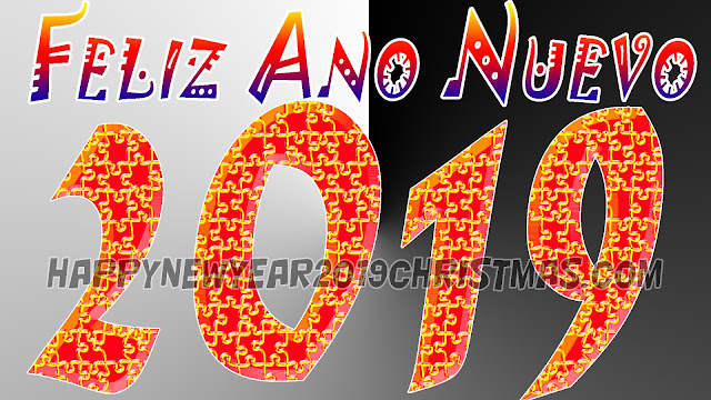 Happy New Year 2019 Wishes in Spanish