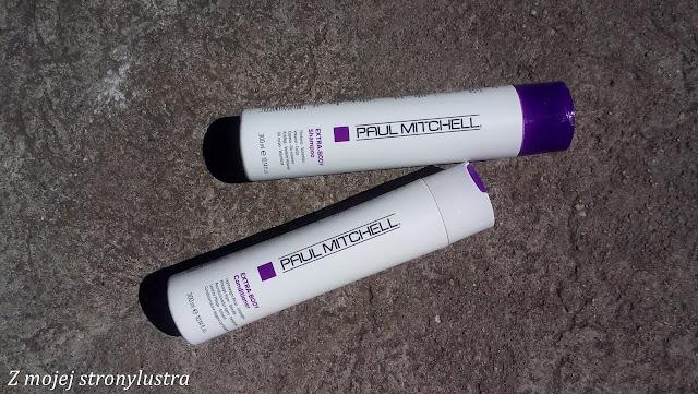szampon i odżywka zwiększające objętość Paul Mitchell