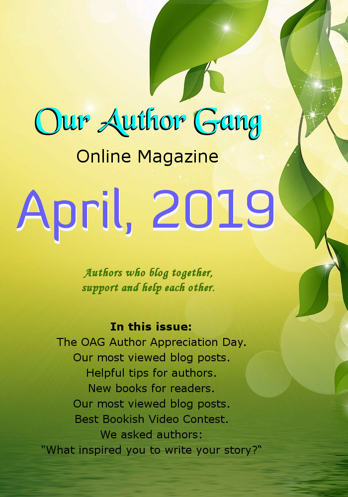 OAG Online Magazine, April Issue