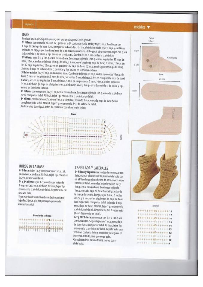 PATRONES GRATIS DE CROCHET: Patrón gratis a crochet de unos bonitos ...