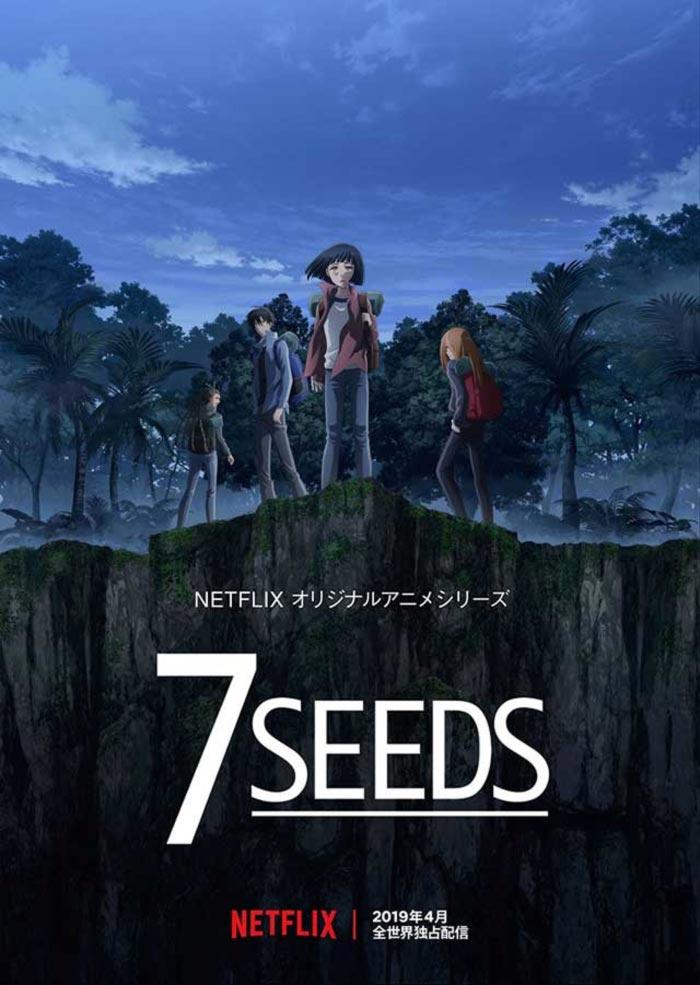 7 Seeds anime Netflix
