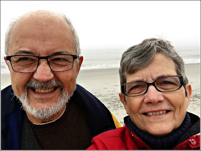 January 3, 2018 First day on the beach.
