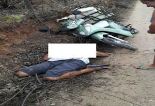 Corpo de Homem é encontrado perfurado a bala neste sábado no interior da Paraíba