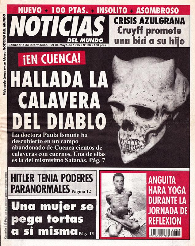 Periódico Noticias del Mundo Número 36