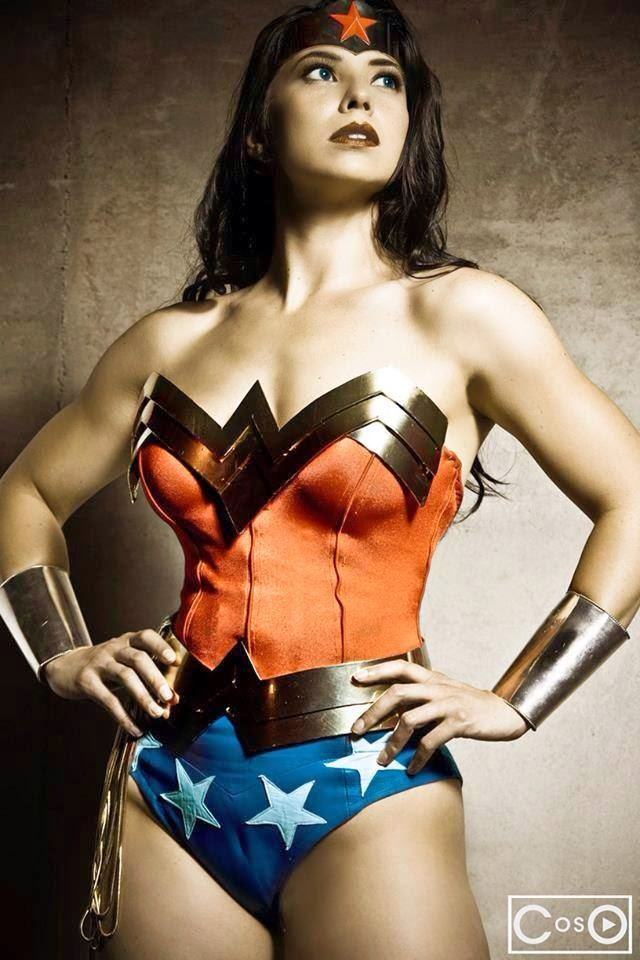Wonder Woman Of The Day Margie Cox