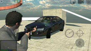 GTA 5 Unity Android Los Angeles Crimes MOD APK v1.7 for Android Offline Terbaru 2018