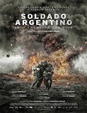 pelicula Soldado Argentino solo conocido por Dios (2016)