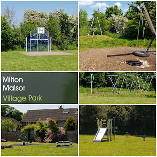 Parks and Playgrounds in Northamptonshire - Milton Malsor
