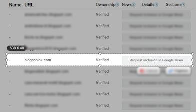 Cara Mendaftarkan Blog ke Google News