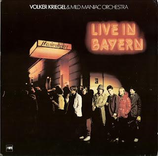 Volker Kriegel & Mild Maniac Orchestra - 1981 - Live In Bayern