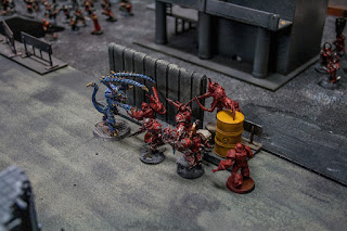 word bearers possessed take on a tyranid lictor