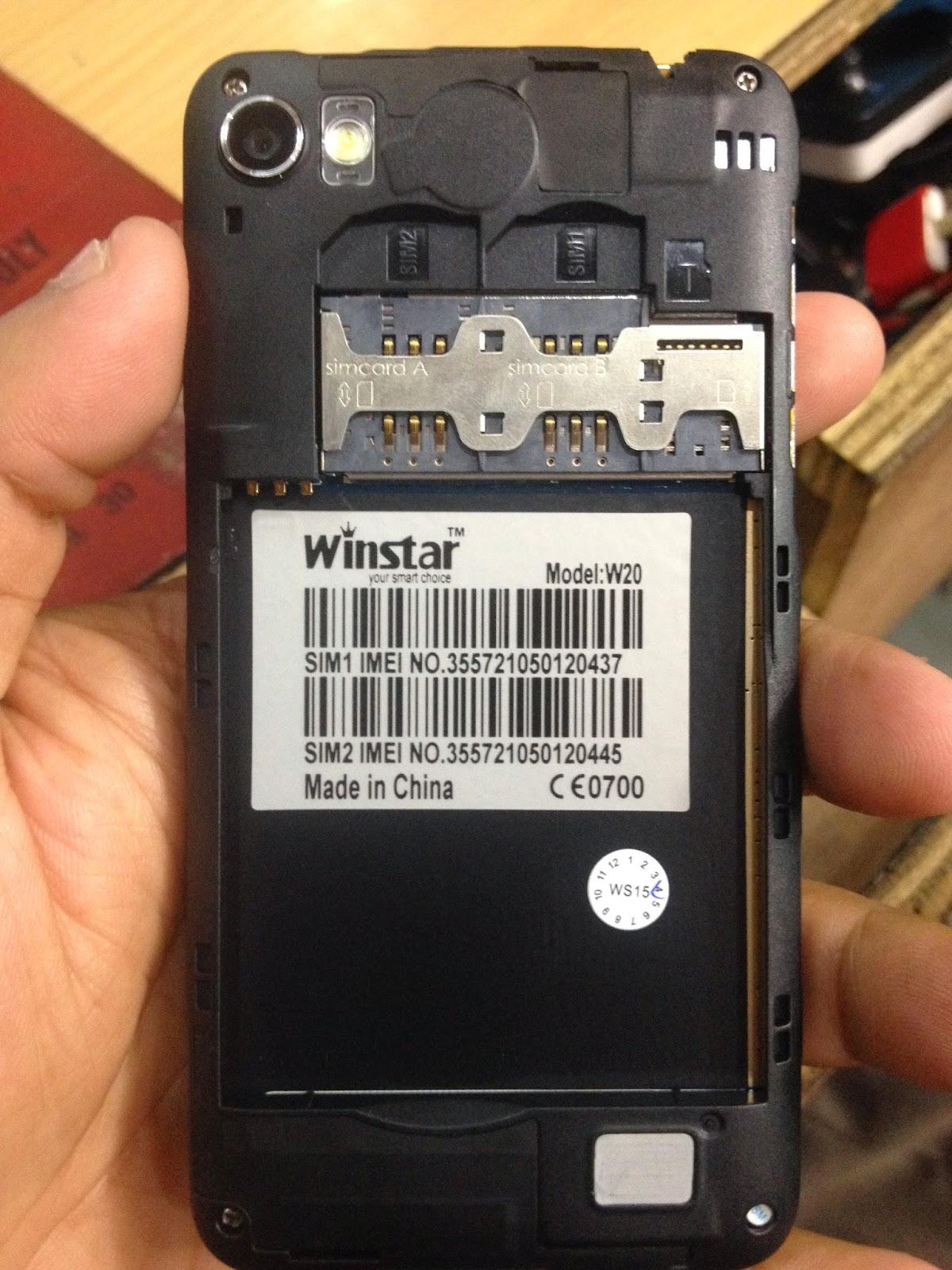 01718123356: WINSTAR W20 SPD SC8810 CPU FLASH FILE 100