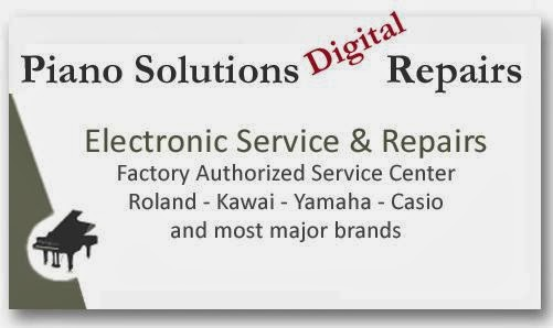 digital piano warranty repair service - az piano news