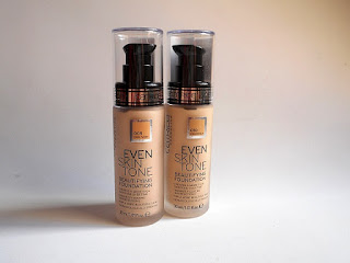 Even Skin Tone Beautifying Foundation de Catrice, antes de que te vayas...