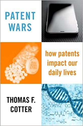 https://www.amazon.com/Patent-Wars-Patents-Impact-Daily/dp/0190244437