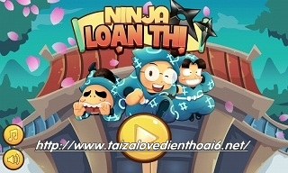 Game ninja loan thi