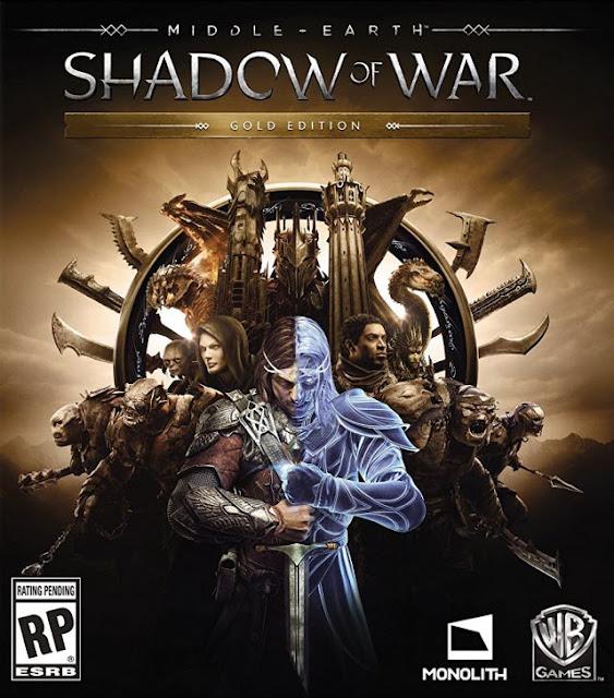 middle earth shadow of war تحميل لعبة