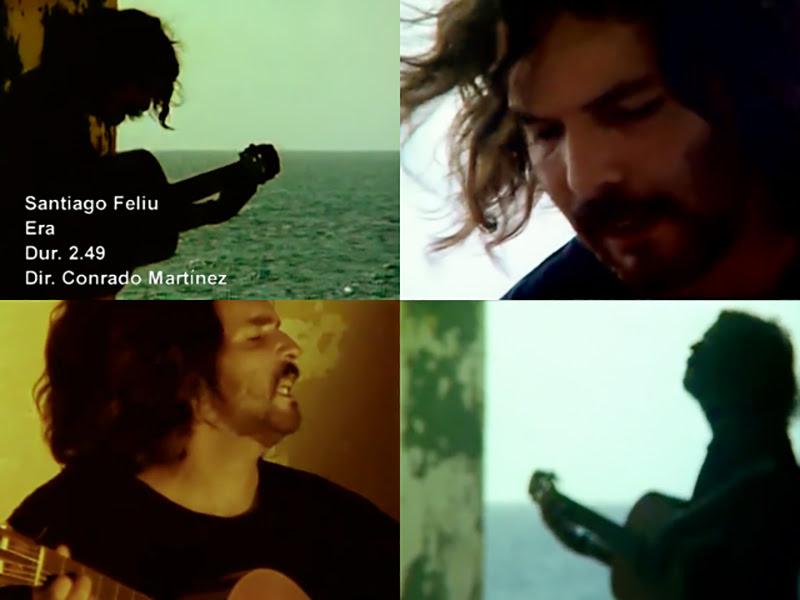 Santiago Feliú - ¨Era¨ - Videoclip - Dirección: Conrado Martínez. Portal Del Vídeo Clip Cubano