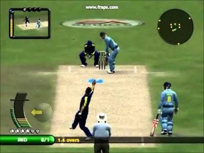 download ea cricket 2007