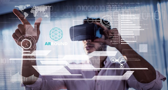 ARROUND is an AR (Augmented Reality) platform that implements blockchain technology that can be used by everyone in social activities including marketing.