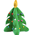 iBonny Plush Christmas Tree Toy Singing and Light UP Tree Decorate