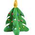 iBonny Plush Christmas Tree Toy Singing and Light UP Tree Decorate