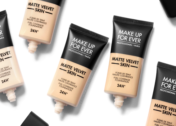 Make Up For Ever Matte Velvet Skin Foundation Review Photos Swatches Before After MAC Equivalents