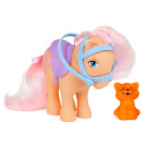 My Little Pony Peachy 35th Anniversary Pretty Parlor G1 Retro Pony