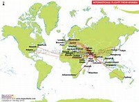 Flight-map-london-to-thailand