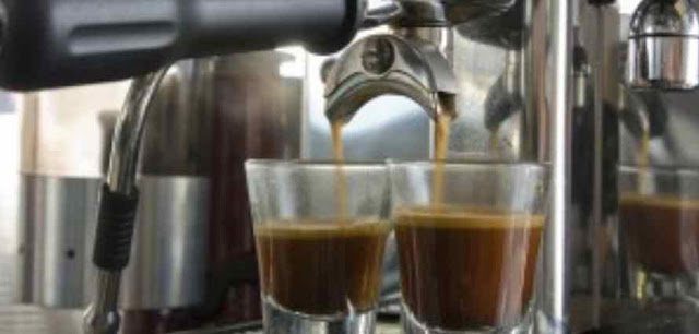 Mesin kopi espresso maker