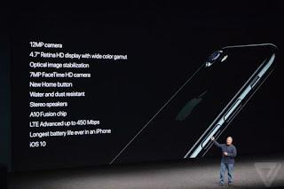APPLE SI SUPERA: iPHONE 7 È COLOSSALE