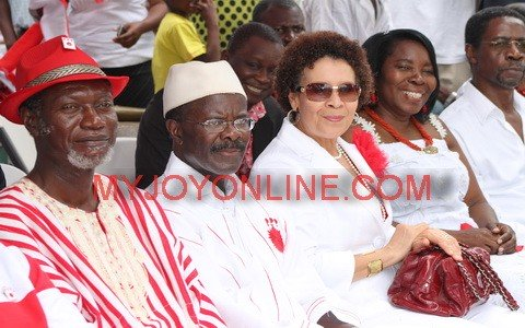 Nduom suspends campaign over Eva Lokko's death