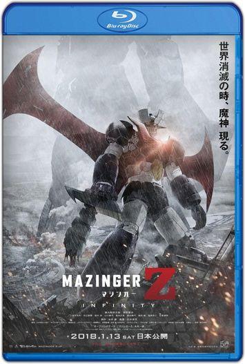 Mazinger Z: Infinity (2017) HD 1080p y 720p Latino
