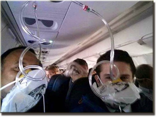 Fail - Selfie no avião