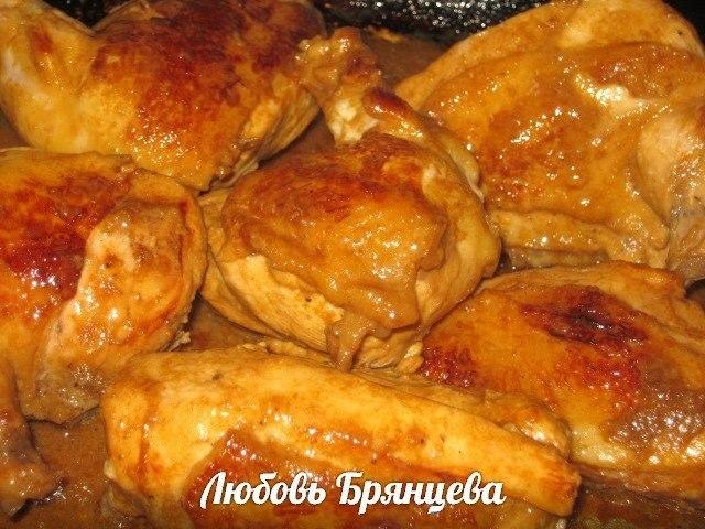 простой рецепт цыпленка азиатская кухня