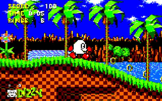 How about a new Dizzy arcade adventure?