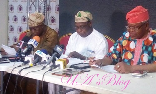 JUST IN: Obasanjo's coalition adopts ADC as political party