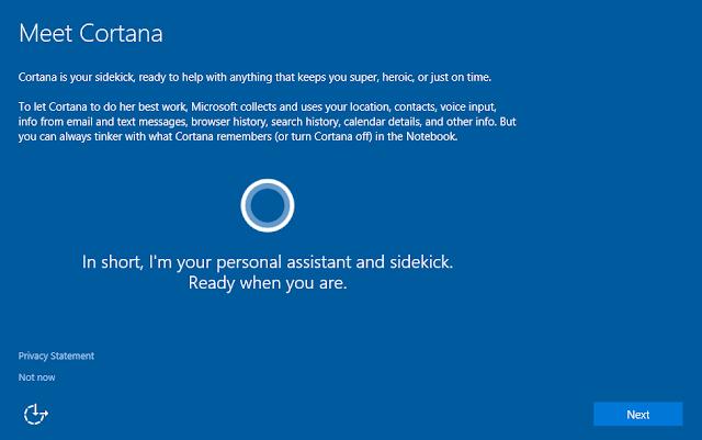 Cortana mẹo và thủ thuật
