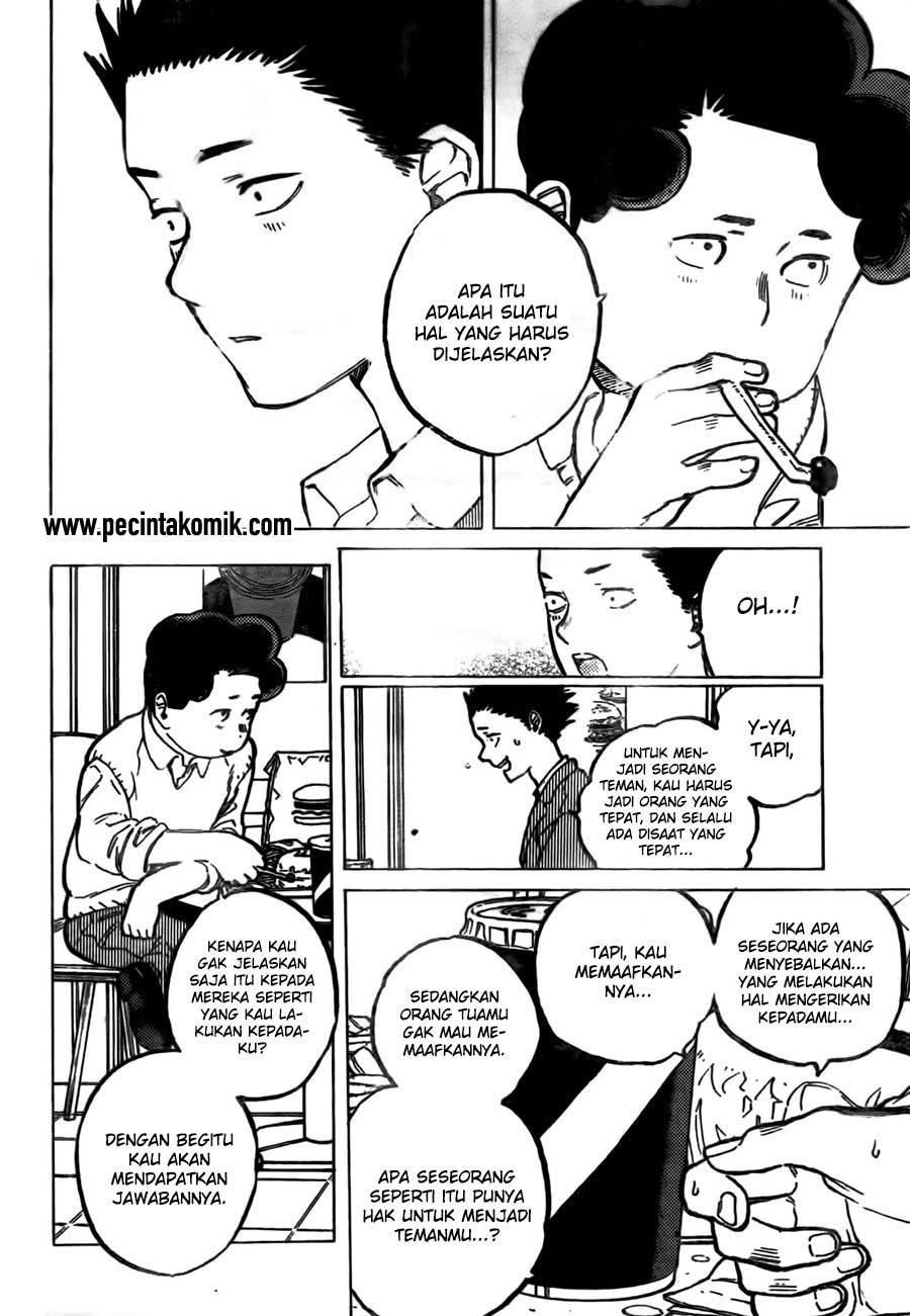 Koe no Katachi Chapter 09-5